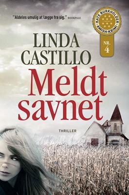 Meldt savnet Linda Castillo 9788793166219