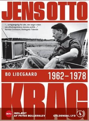 Jens Otto Krag 1962 - 1978 Bo Lidegaard 9788702049206