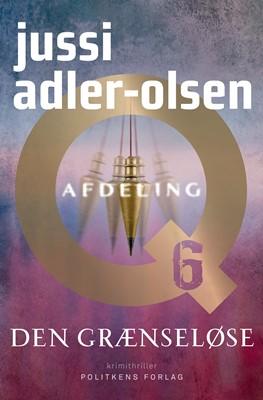 Den grænseløse Jussi Adler-Olsen 9788740019360