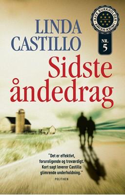 Sidste åndedrag Linda Castillo 9788793166462