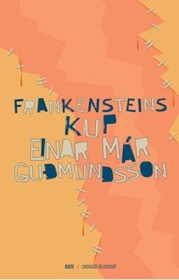 Frankensteins kup Einar Már Guðmundsson 9788711322284
