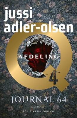 Journal 64 Jussi Adler-Olsen 9788740006391