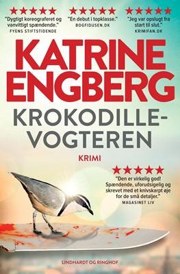 Krokodillevogteren Katrine Engberg 9788711492925