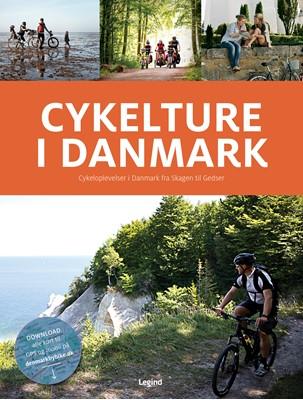 CYKELTURE I DANMARK Helle Midtgaard, Jesper Pørksen 9788771555967