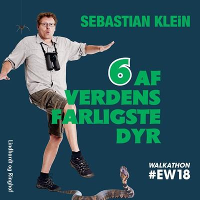 6 af verdens farligste dyr Sebastian Klein 9788726069433