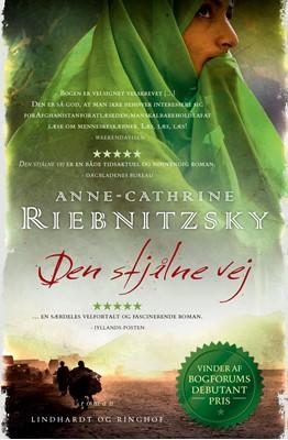 Den stjålne vej Anne Riebnitzsky 9788711904572