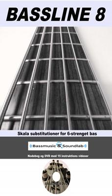 Bassline 8 Henrik Deleuran 9788793501188