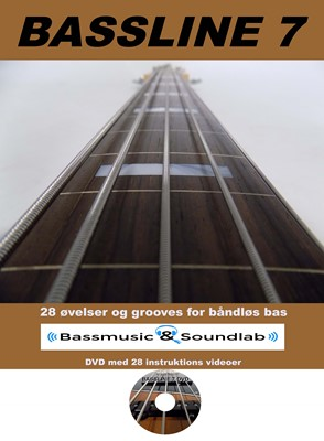 Bassline 7 Henrik Deleuran 9788793501171
