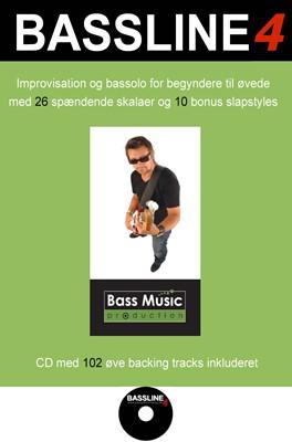 Bassline 4 Henrik Deleuran 9788793501140