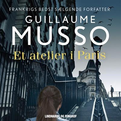 Et atelier i Paris Guillaume Musso 9788726084269