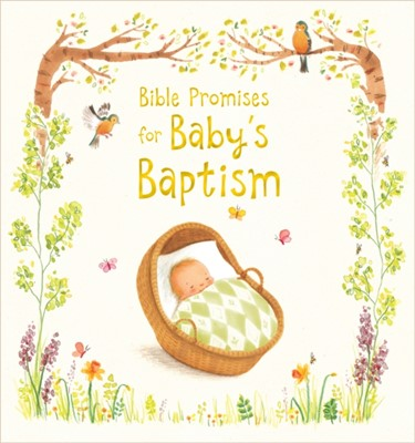 Bible Promises for Baby's Baptism Sophie Piper 9780745965543