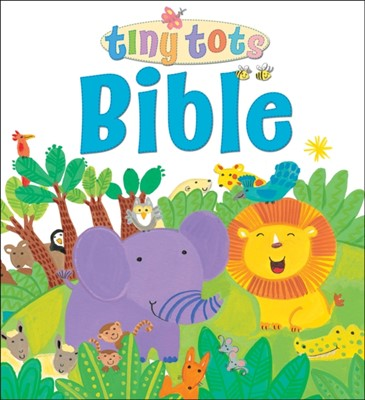 Tiny Tots Bible Lois Rock 9780745963839