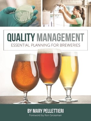 Quality Management Mary Pellettieri 9781938469152