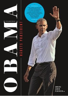 Obama - håbets præsident Anders Agner Pedersen 9788702279832