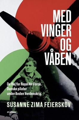 Med vinger og våben Susanne Feierskov 9788702274974