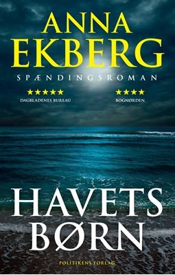 Havets børn Anna Ekberg 9788740039269
