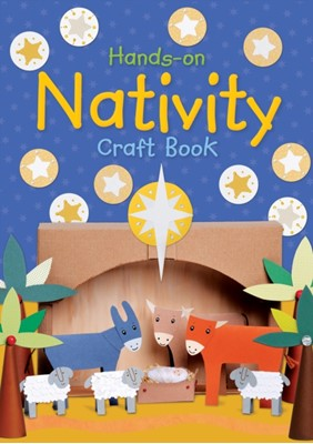Hands-on Nativity Craft Book Christina Goodings 9780745964317