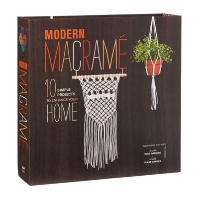 Modern Macrame Justine Vasquez 9780760355022