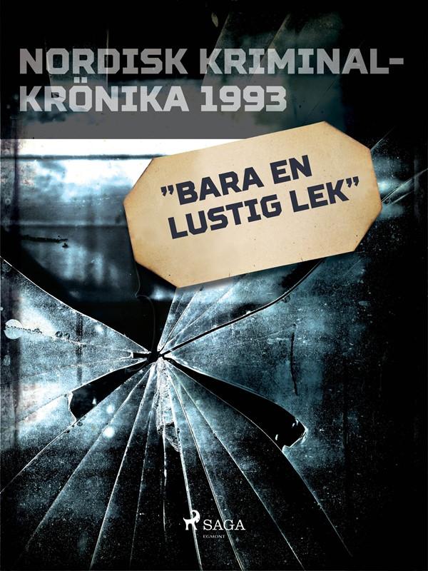 """""""Bara en lustig lek"""" af – Diverse - Bøger hos Plusbog.dk"""