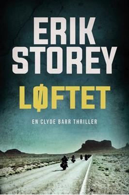 Løftet Erik Storey 9788742600344