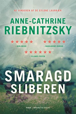 Smaragdsliberen Anne-Cathrine Riebnitzsky 9788711566046
