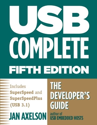Usb Complete 5th Edn Jan Axelson 9781931448284