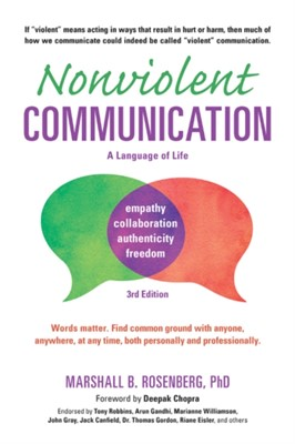 Nonviolent Communication 3rd Ed Marshall B. Rosenberg 9781892005281