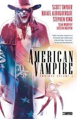 American Vampire Omnibus Volume 1 Stephen King, Scott Snyder 9781401284831