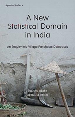 New Statistical Domain in India Aparajita Bakshi, Jun-ichi Okabe 9788193401521