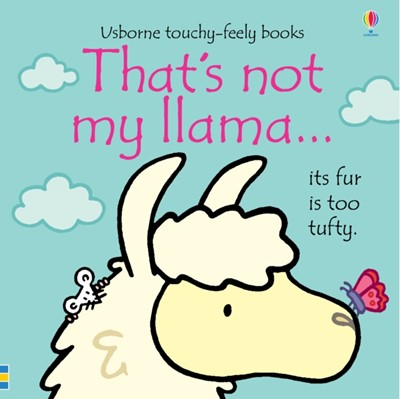That's not my llama... Fiona Watt 9781474921640