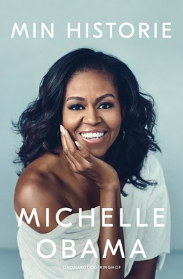 Min historie Michelle Obama 9788711910603