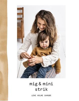 Mig&mini strik Lene Holme Samsøe 9788797064429