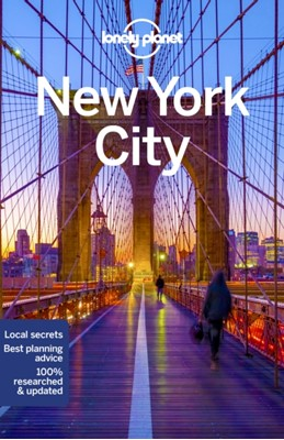 Lonely Planet New York City Michael Grosberg, Ali Lemer, Robert Balkovich, Lonely Planet, Ray Bartlett, Brian Kluepfel, Regis St. Louis, Regis St Louis 9781786570673
