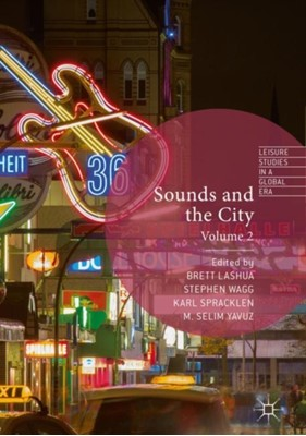 Sounds and the City  9783319940809
