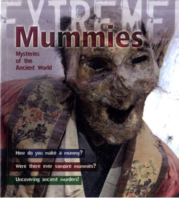 Mummies Paul Harrison 9781408119884