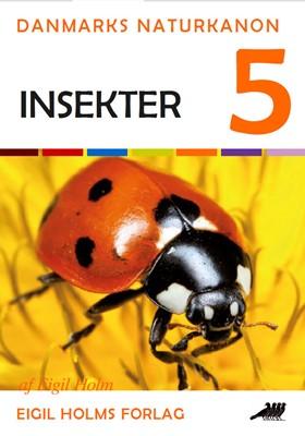 Insekter Eigil Holm 9788789446554