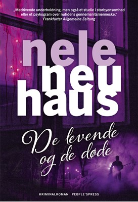 De Levende og de døde Nele Neuhaus 9788772006772