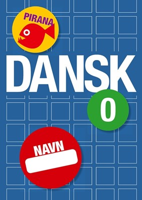 Pirana - Dansk 0 Niels Kondrup Olesen 9788702128604