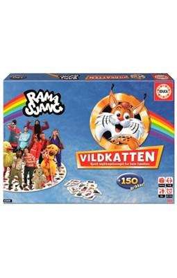 Spil - Vildkatten Ramasjang  8412668175433