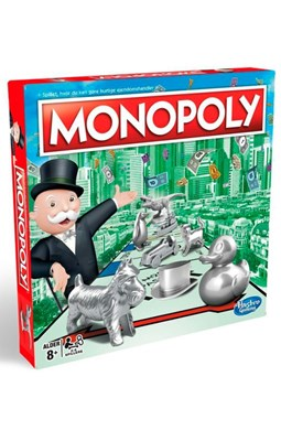 Spil - Monopoly Classic  5010993414390