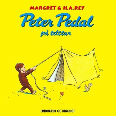 Peter Pedal på telttur H.A. Rey 9788726067293