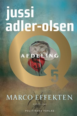 Marco Effekten Jussi Adler-Olsen 9788740053425