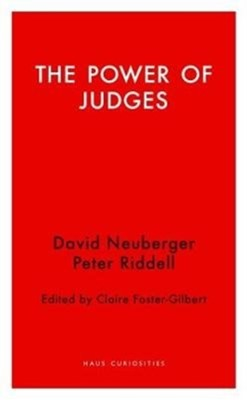 The Power of Judges David Neuberger 9781912208234