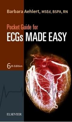 Pocket Guide for ECGs Made Easy Barbara J. Aehlert 9780323401296
