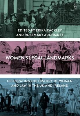 Women's Legal Landmarks  9781782259770