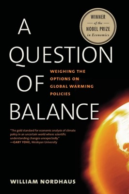 Question of Balance William D. Nordhaus 9780300209396