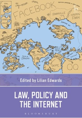Law, Policy and the Internet  9781849467032
