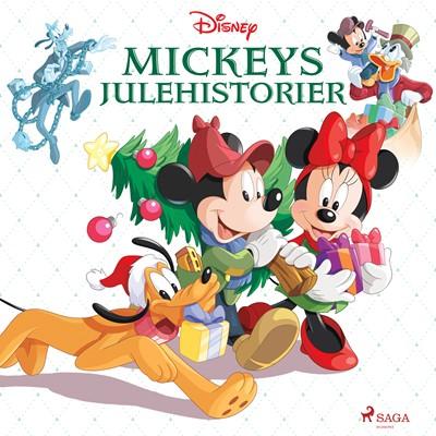 Mickeys julehistorier - tekst på vej - Disney, DISNEY, - Disney 9788726097443
