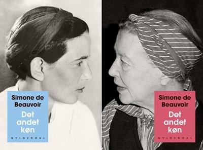 Det andet køn 1-2 Simone de Beauvoir 9788702232387