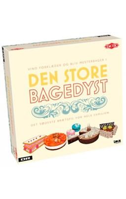 Spil - Den Store Bagedyst  6416739554037